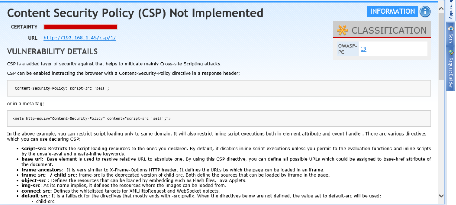 Content Security Policy-1