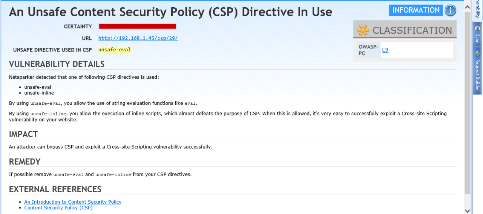 Content Security Policy-2