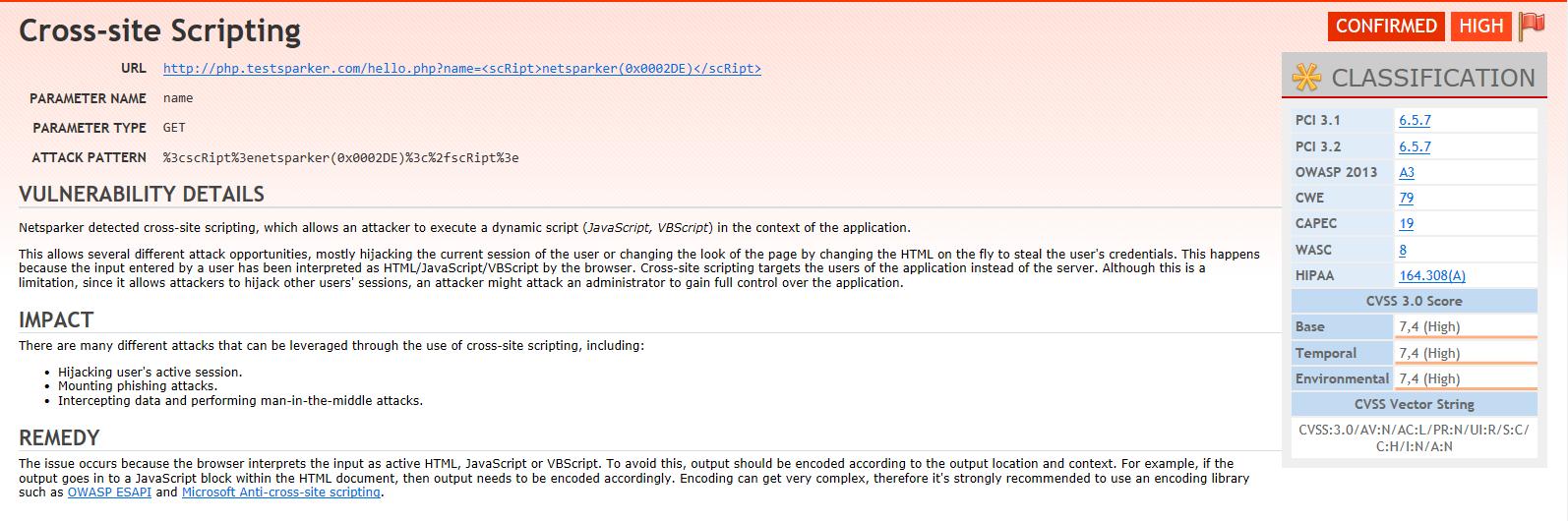 Yüksek Düzeydeki Web Uygulama Zafiyeti